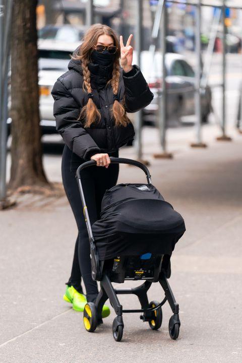 celebrity sightings in new york city   january 11, 2021