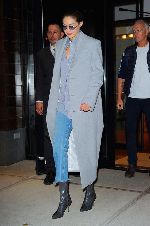 Celebrity Sightings in New York City - October 17, 2019