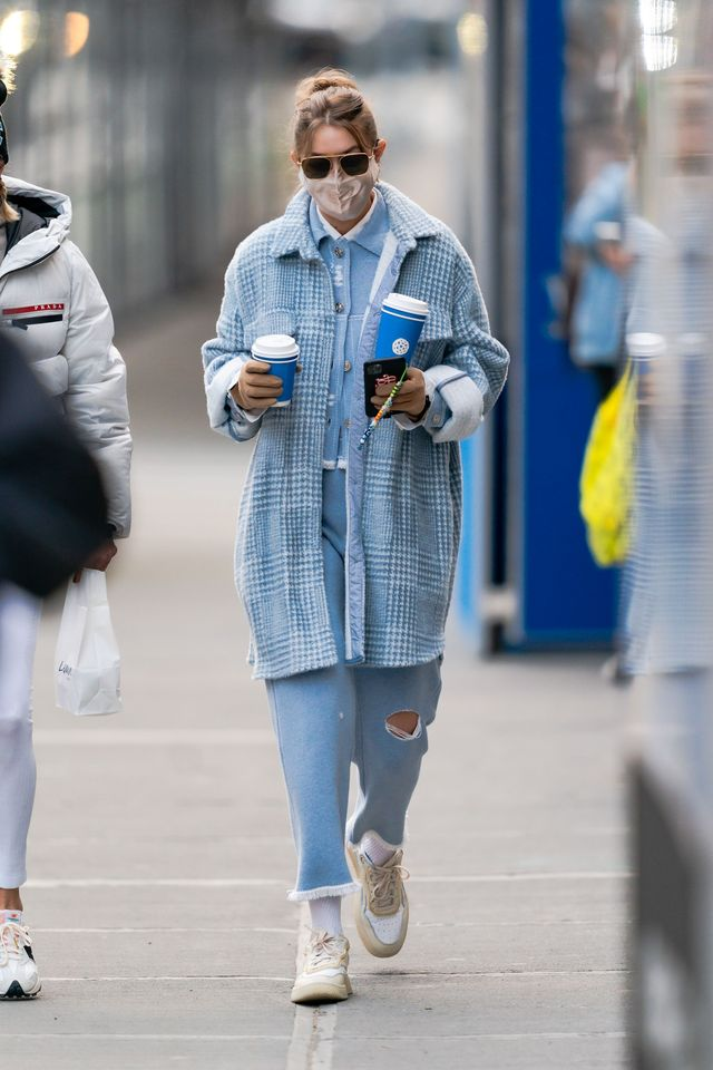 celebrity sightings in new york city january 13, 2021