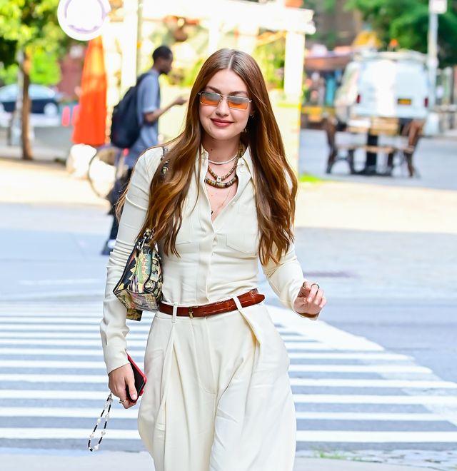 celebrity sightings in new york city july 15, 2021