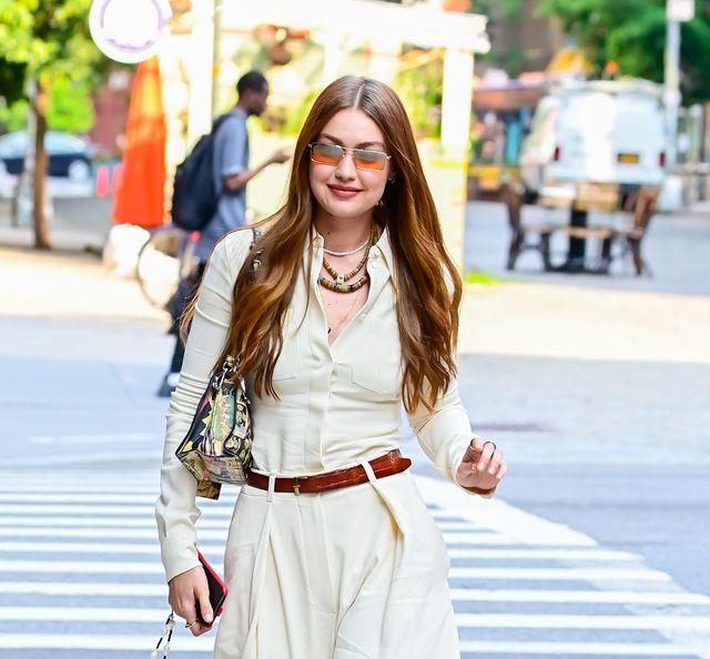 celebrity sightings in new york city july 152021