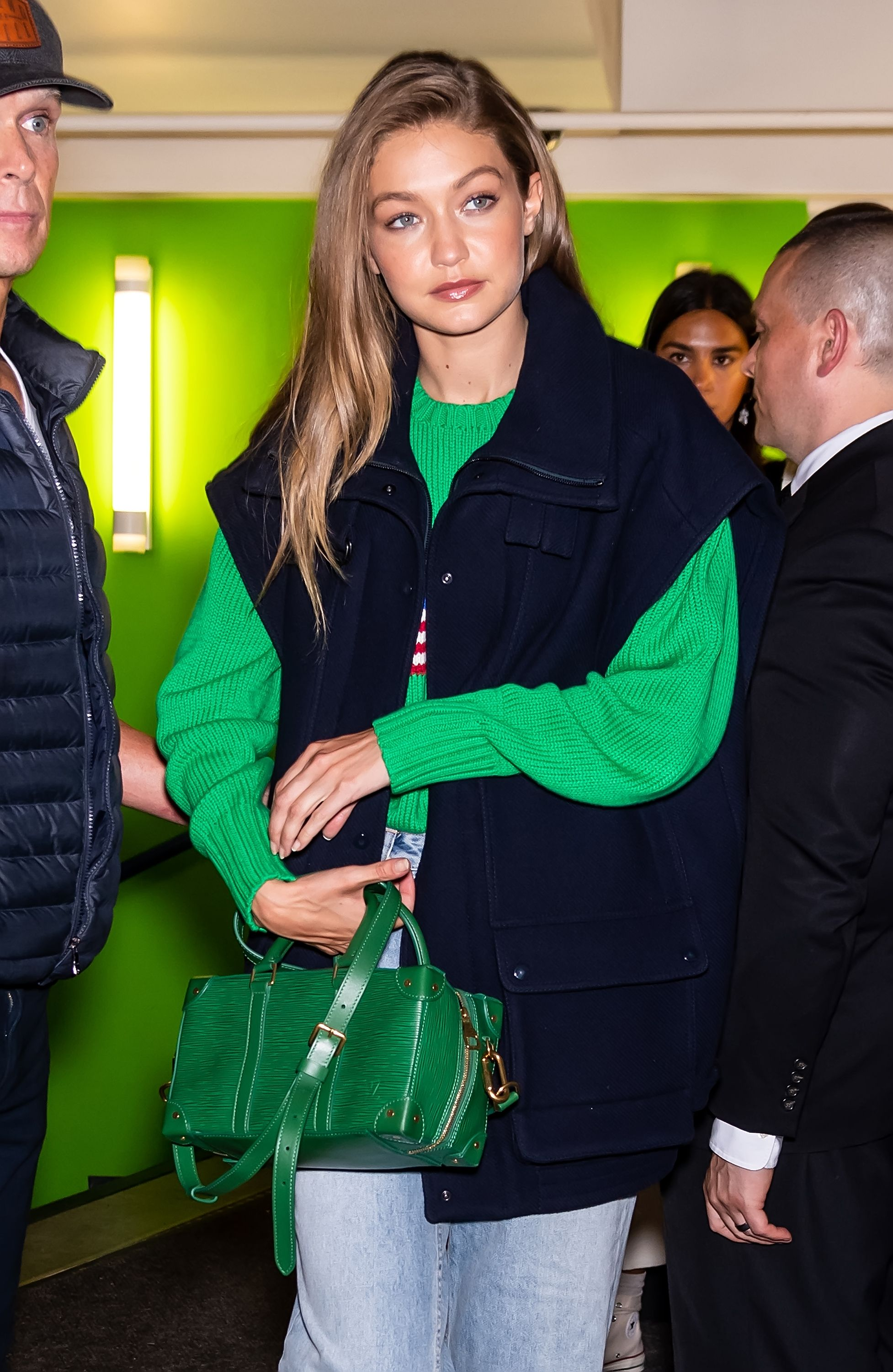 "Gigi Hadid was told she ""didn't have a runway body"""