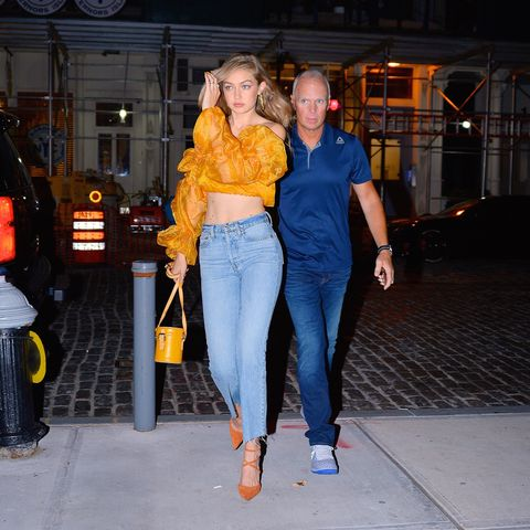 Celebrity Sightings in New York City - July 19, 2018