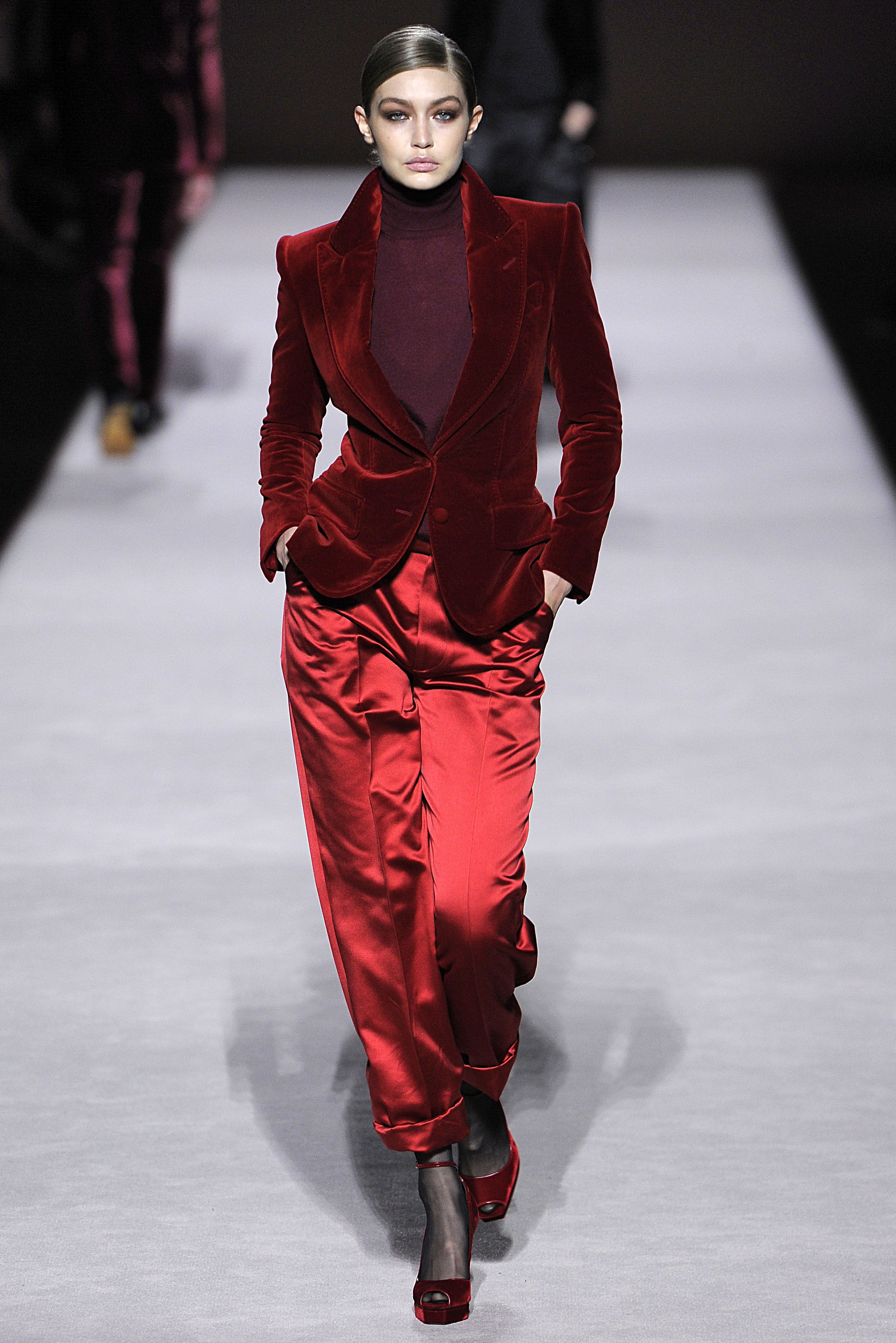Tom Ford - Runway - New York Fashion Week