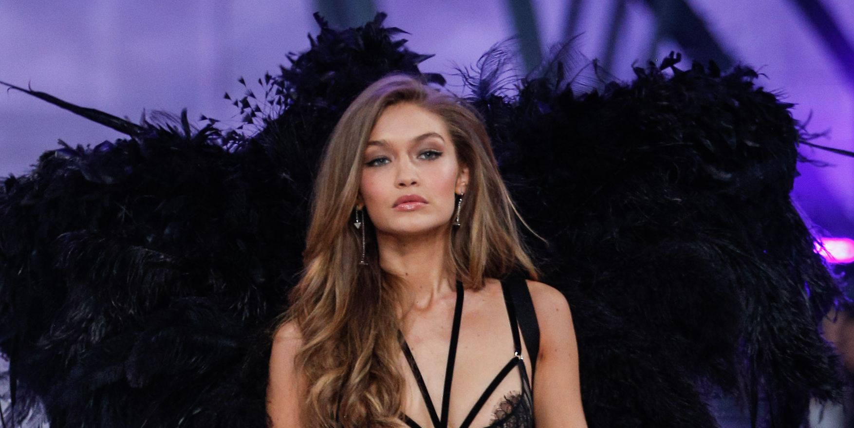 Gigi Hadid Hits Back at Critics That Claim Her Success Is Due to Her Privileged Upbringing