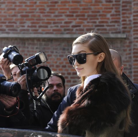 8bc2d55e6329ab Gigi Hadid Tears Up While Discussing How She's Dealt with Fame.