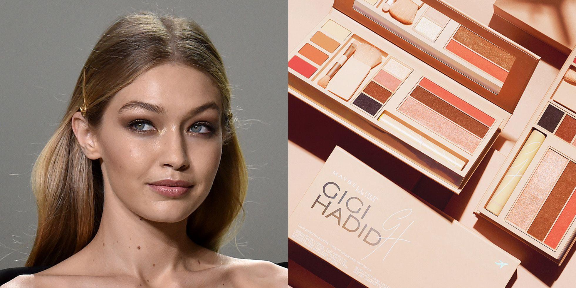 Gigi Hadid Maybelline Palette