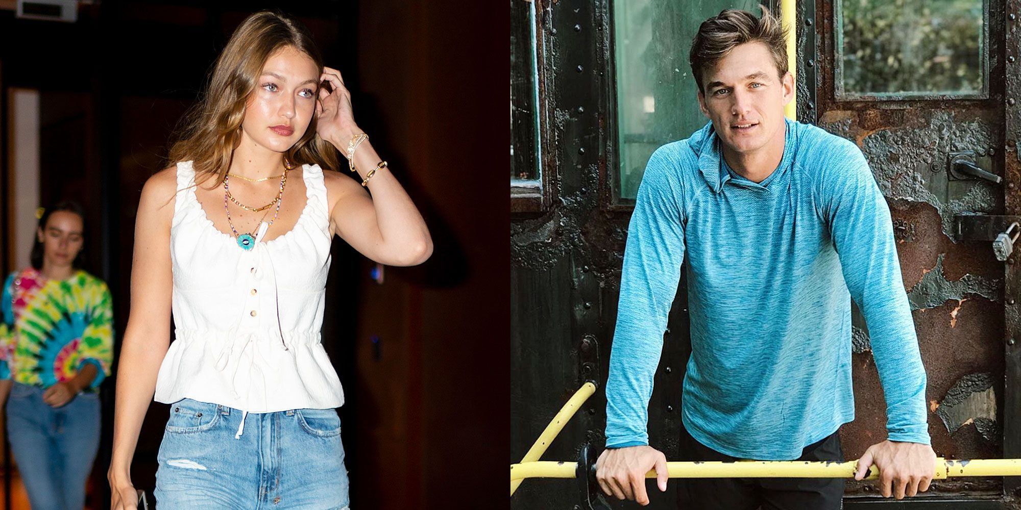 FYI, Gigi Hadid and Tyler Cameron Are Still in the Early Stages of Dating