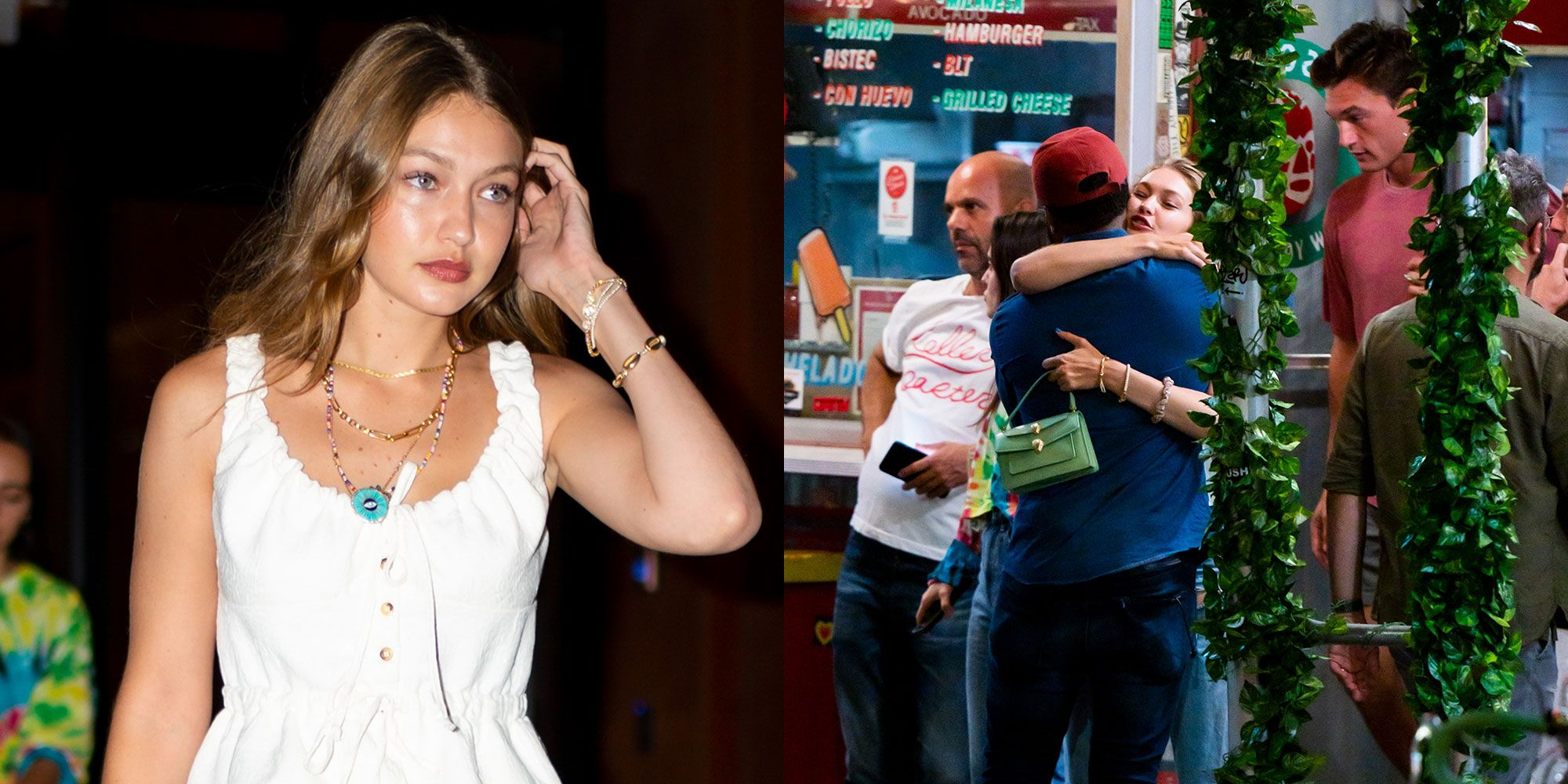 Gigi Hadid Is So 'Into' Tyler Cameron, She'll Take Him to Dinner With Serena Williams