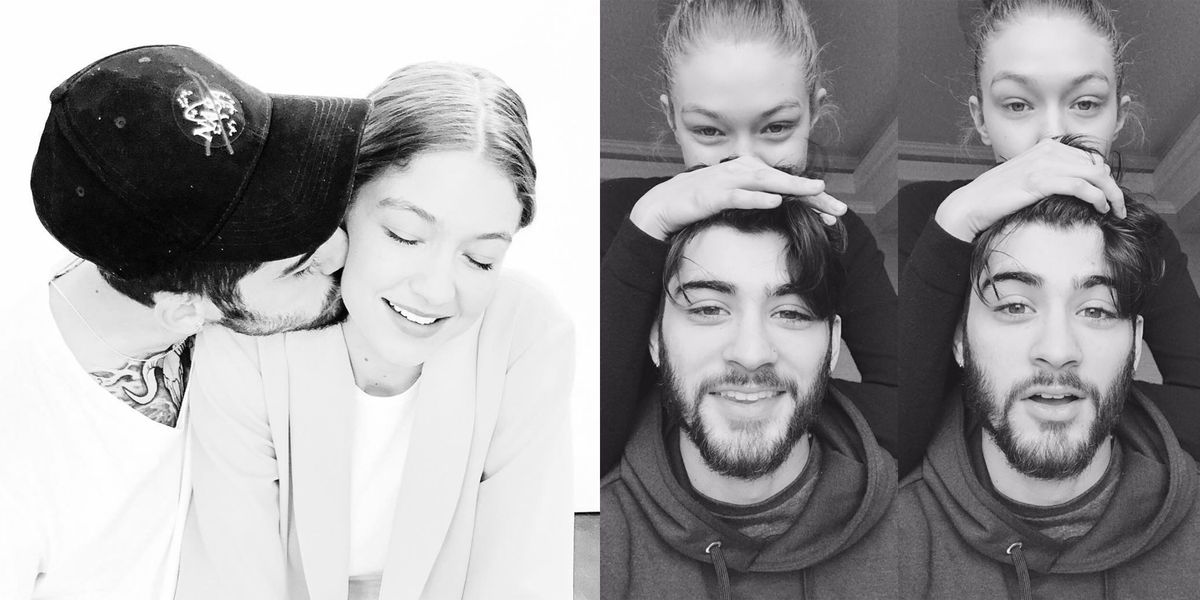 Zayn Malik Purges Entire Instagram Account And Gigi Hadid