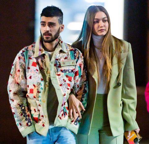 Gigi Hadid y Zayn Malik: la prueba de su reconciliación.