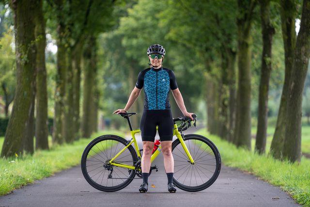megmeister dames wielerkleding