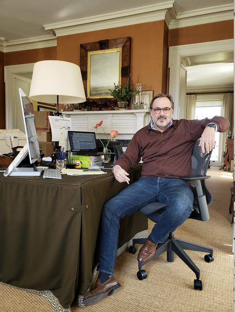 Designer home office ideas