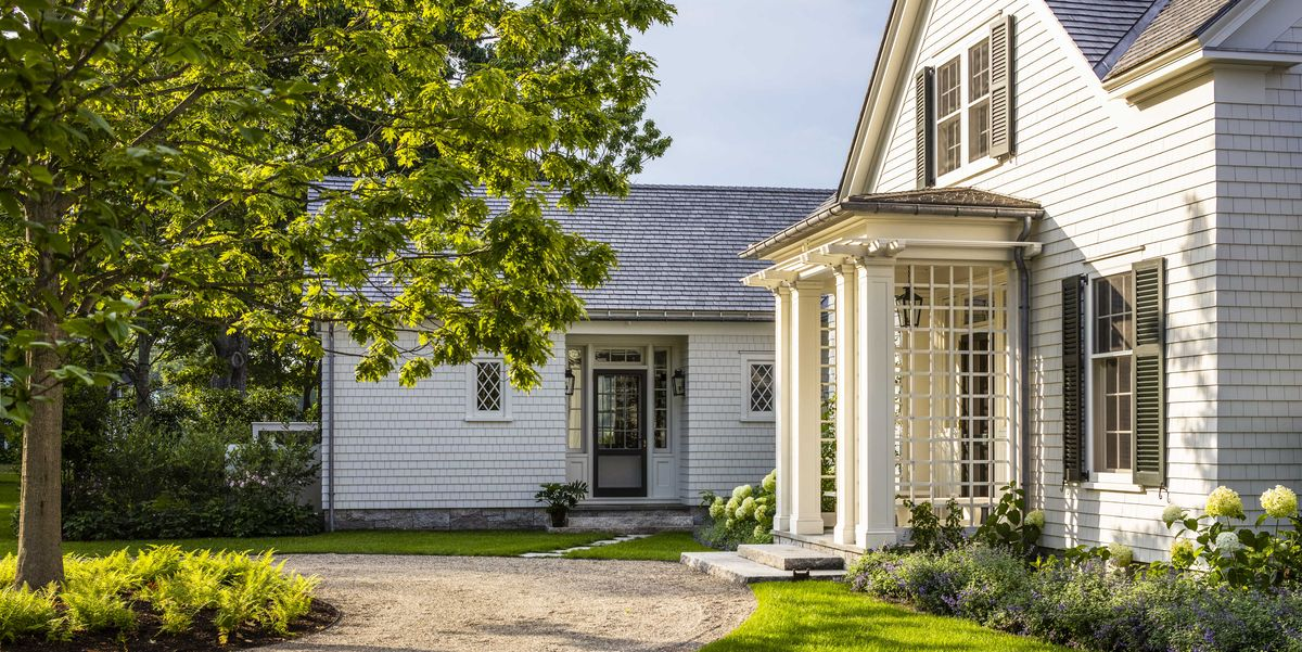Designer Gil Schafer Marries Old-World Style with Down East Living in a Maine Cottage Built for Two