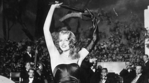 Gilda (1946) Rita Hayworth