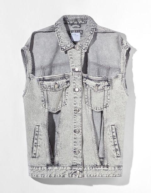 giubbino jeans moda 2021