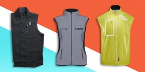 best running gilets and vests