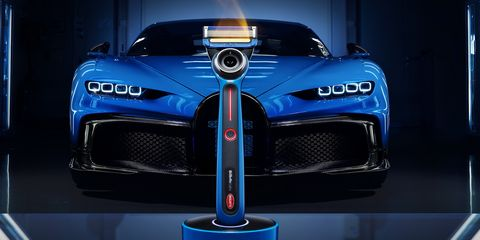 gilettelabs bugatti special edition heated razor