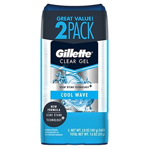 Gillette Clear Gel deodorant