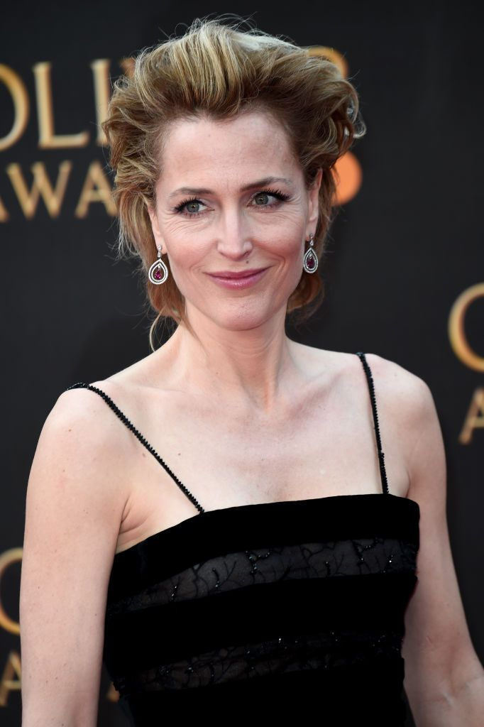 Gillian Anderson confirmed to play Margaret Thatcher in The Crown season 4