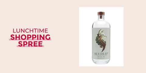 Lunchtime shopping spree - Seedlip Spice 94 Alcohol-Free Spirit