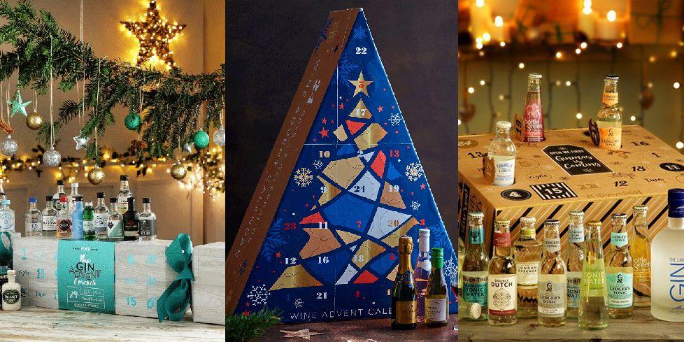 alcoholic advent calendars the best alcohol advent. Black Bedroom Furniture Sets. Home Design Ideas