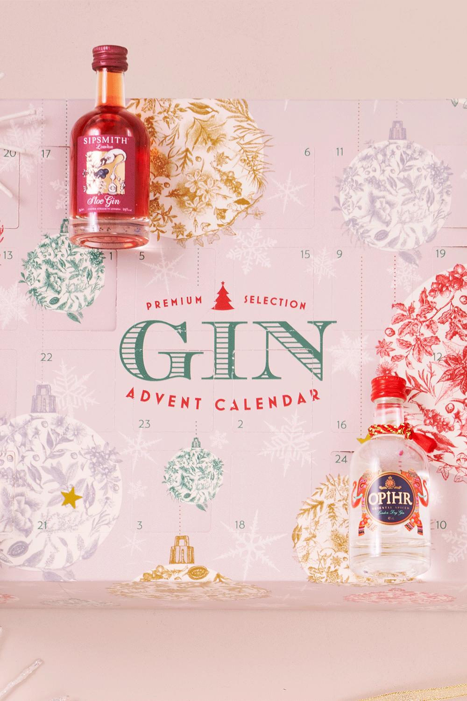 Sainsbury's gin advent calendar
