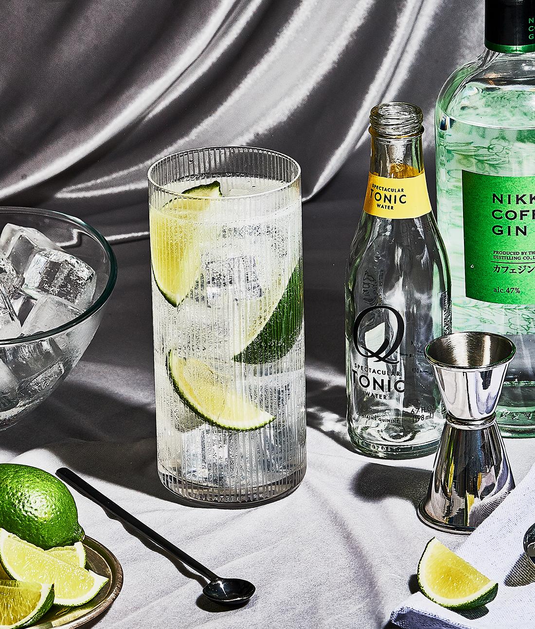gin és tonik a fogyáshoz