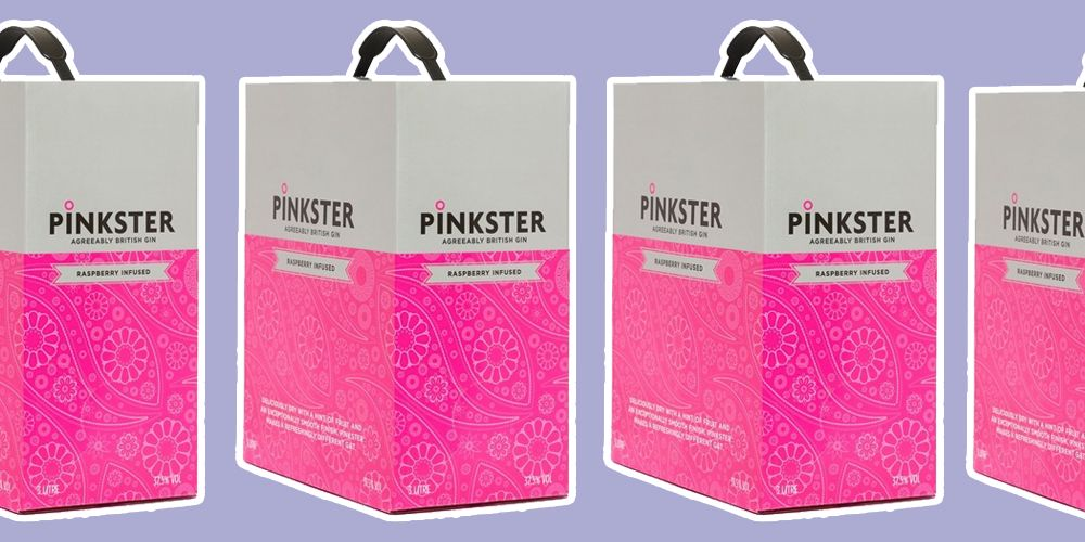 Forget wine boxes, you can now get boxes of gin