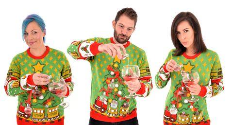 Christmas Spirit jumpers
