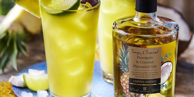 gin co op pineapple coconut