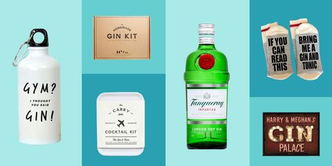 15 Best Gin Gifts - Unique Gifts For Gin Lovers—Delish.com