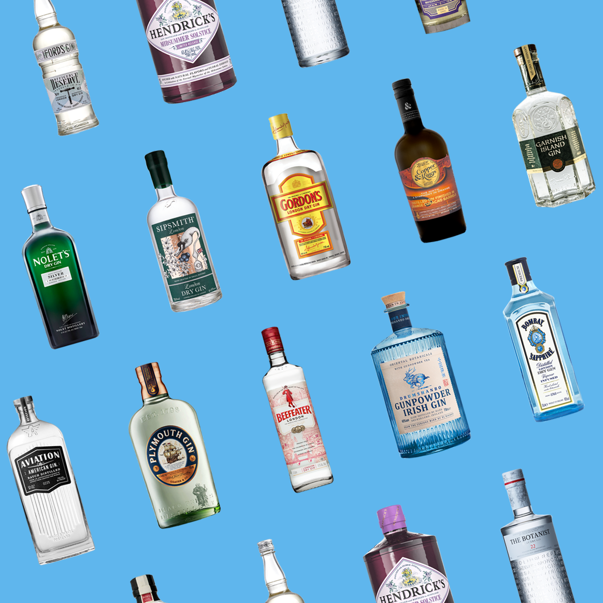 15 Best Gin Brands to Drink Right Now