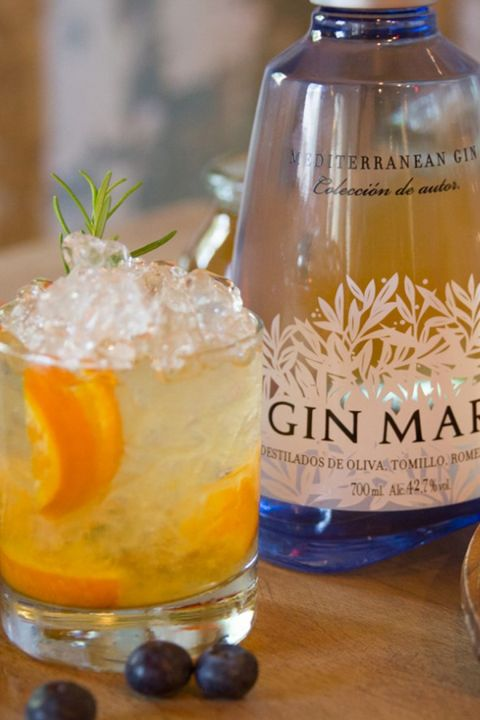 Gin Mare sparkling Clementine