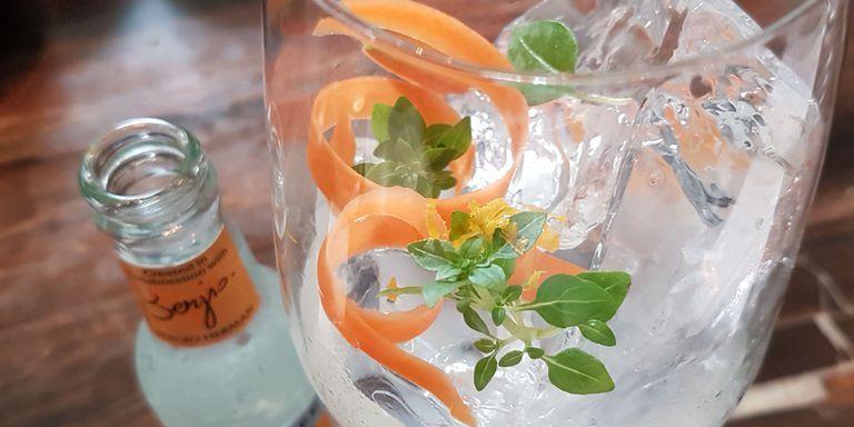 gin tonic amsterdam