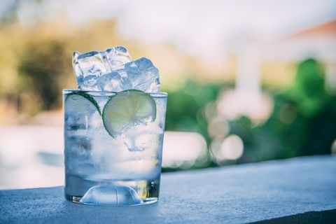 gin tonic maken