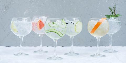 Gin-Tonic limoen