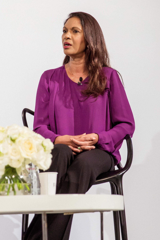 Gina Miller - Bazaar Summit 2018