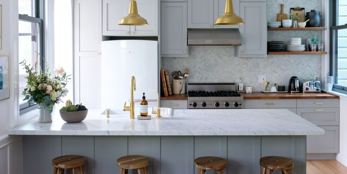 4 Reasons Designers Love Ikea Kitchens, Oyster Bed Kitchen Cabinets