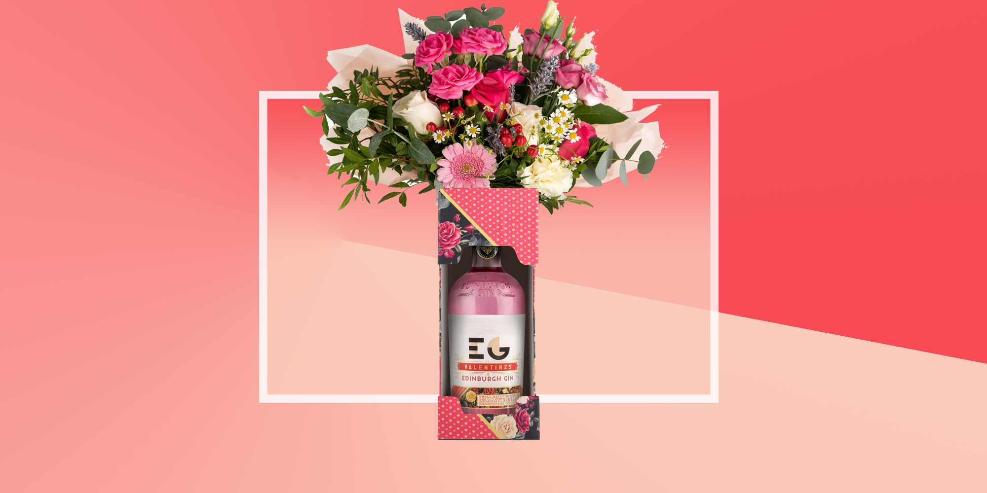Edinburgh gin bouquet