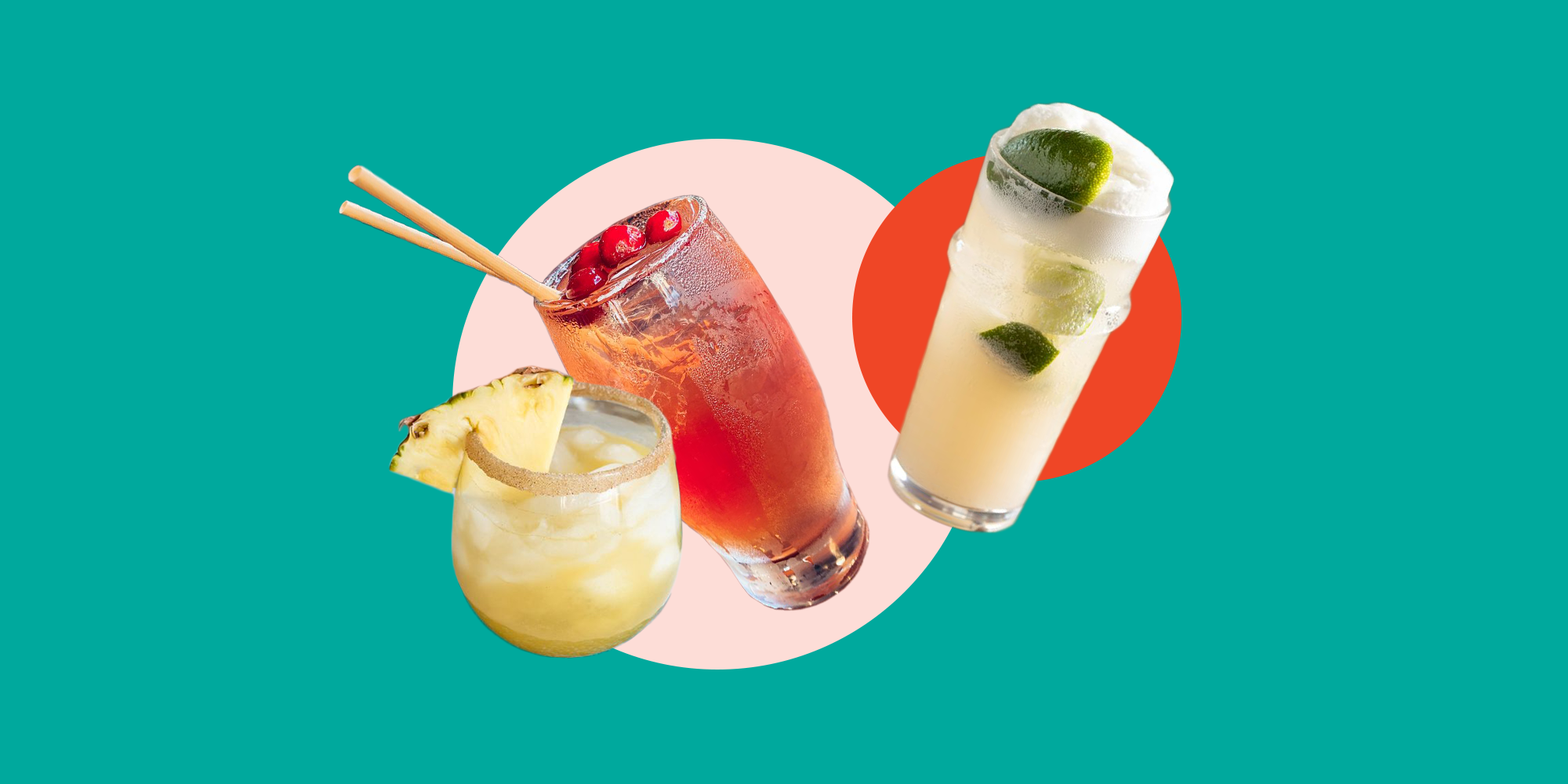 9 Ginger Ale Cocktails That Are So Easy to Make