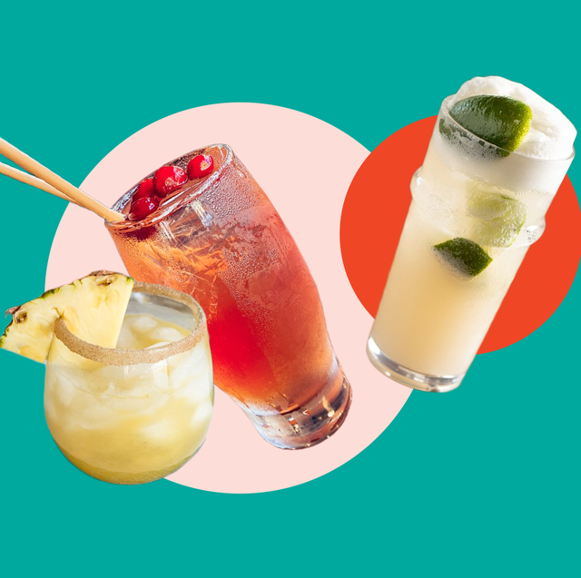 9 Ginger Ale Cocktails To Make These Drink Recipes Are So Easy