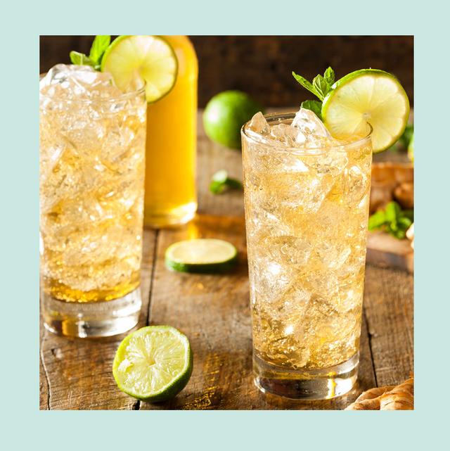 ginger ale cocktails
