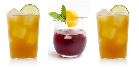 15 Best Ginger Beer tails - Delicious Ginger Beer Drink Recipes Planters Punch Bowle Rezept on