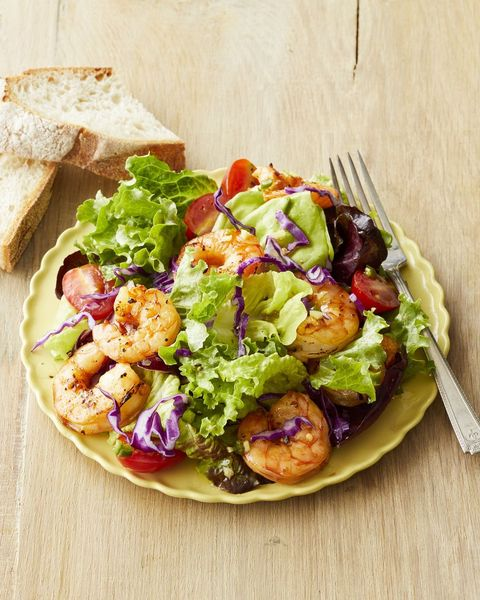 healthy shrimp salad dinner ideas