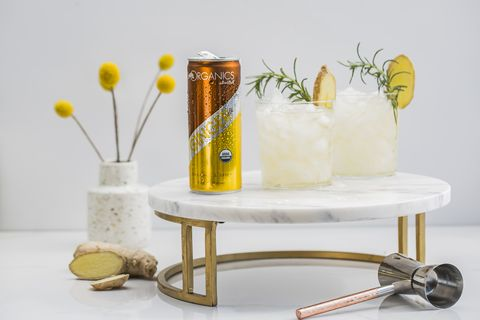 Red Bull Organics Cocktail Recipe