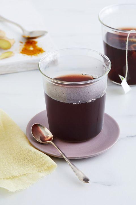 Ginger-Tumeric Cherry Tea Recipe