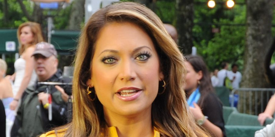 65822beeecebc  Good Morning America  Star Ginger Zee Defends Her Choice to Head to  Hurricane Florence Storm Zone