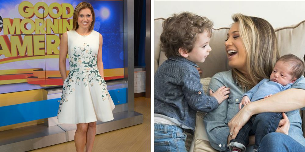 Ginger Zee Responds To Criticism For Taking Maternity