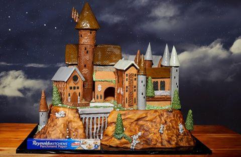 Landmark, World, Art, Castle, Scale model,
